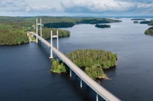 Kärkisten silta vuonna 2021