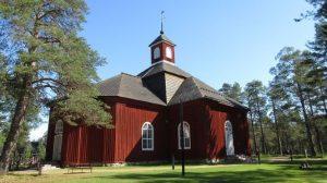 Pudasjärven kirkko